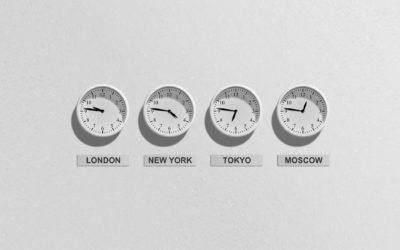 タイムゾーンによる日付の誤差