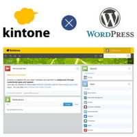 Linking WordPress and kintone