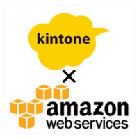 Get kintone data into external microsite via AWS